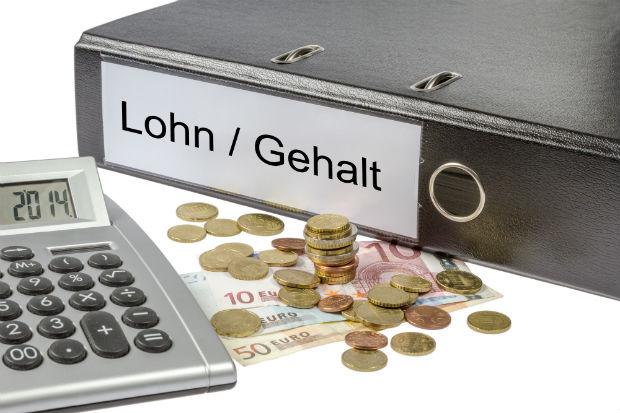 Lohn und Gehalt bestimmen
